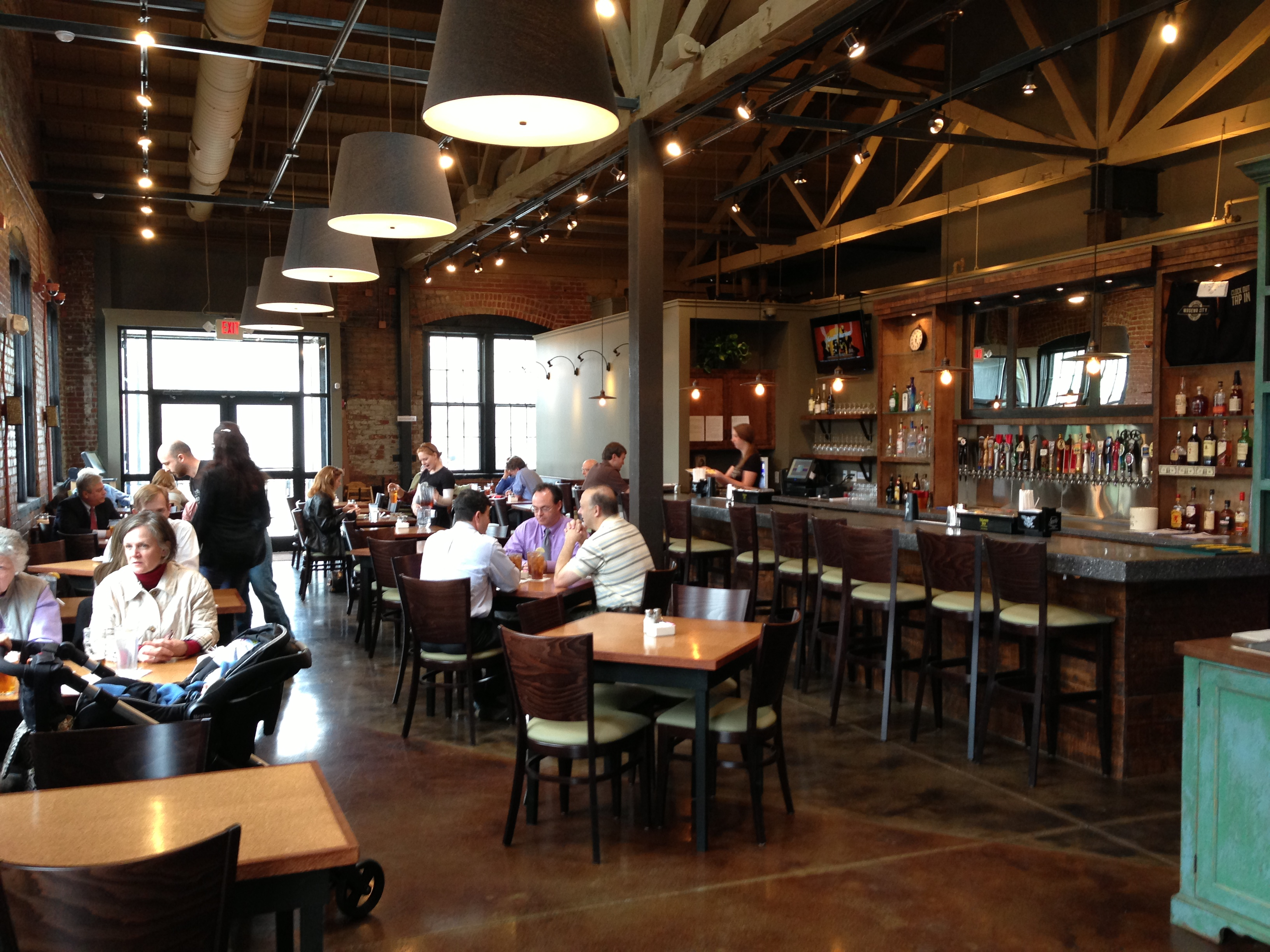 Wasena City Tap Room And Grill Review Roanoke Va